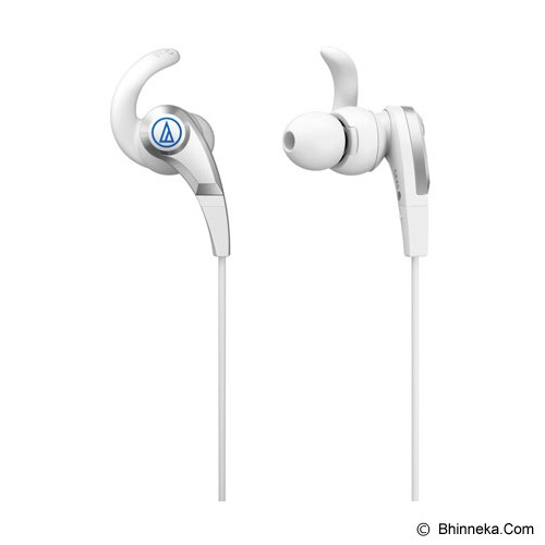 AUDIO-TECHNICA SonicFuel™ In-Ear Headphones [ATH-CKX5] - White - Earphone Ear Monitor / Iem
